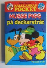 Kalle Ankas pocket 029 Musse Pigg på deckarstråt