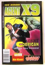 Agent X9 1995 12