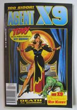 Agent X9 1996 01