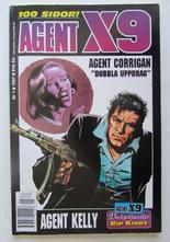 Agent X9 1997 01