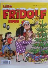 Lilla Fridolf Julalbum 2008