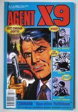 Agent X9 1998 01