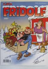 Lilla Fridolf Julalbum 2007