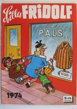 Lilla Fridolf Julalbum 1974