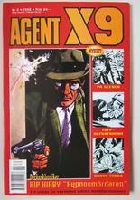 Agent X9 1998 02