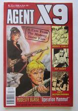 Agent X9 1998 13
