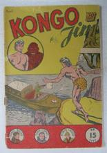 Kongo-Jim 1957 15 Fair