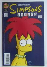 Simpsons Comics #77