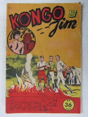 Kongo-Jim 1957 36 Fair