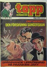 Toppserien 1971 09 Vg-