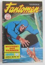 Fantomen 1970 23 Vg-