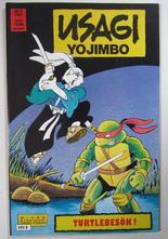 Usagi Yojimbo 1991 02