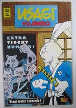 Usagi Yojimbo 1991 03