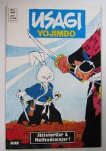 Usagi Yojimbo 1991 04