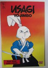 Usagi Yojimbo 1992 01