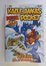 Kalle Ankas pocket 226 Trubbel på tundran