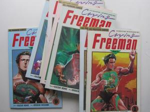 Crying Freeman Part 2 1-9
