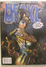 Heavy Metal Magazine 2001 11 November