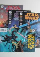 Star Wars Jedi Quest 1-4 miniserie