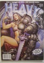 Heavy Metal Magazine 2002 01 January