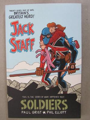 Jack Staff Vol 2 Soldiers