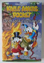 Kalle Ankas pocket 243 De magiska stenarna