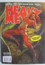 Heavy Metal Magazine 2008 Special 02 Summer