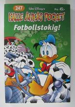 Kalle Ankas pocket 247 Fotbollstokig