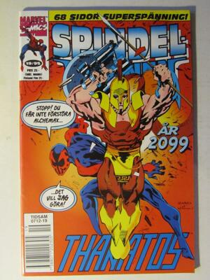 Spindelmannen 1995 19