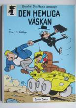 Starke Staffans äventyr 03 Den hemliga väskan 3:e uppl.