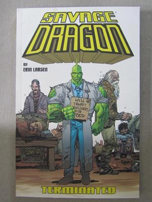 Savage Dragon Vol 08 Terminated
