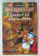 Kalle Ankas pocket 248 Landet på andra sidan