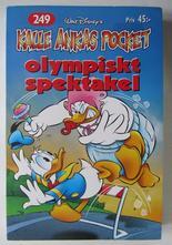 Kalle Ankas pocket 249 Olympiskt spektakel