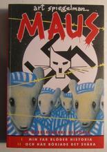 Maus Del 1 & 2 Art Spiegelman
