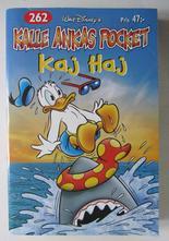 Kalle Ankas pocket 262 Kaj Haj