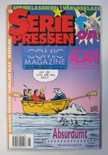 Seriepressen 1993 08