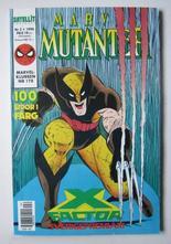 Marvel Mutanter 1990 02