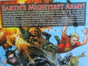 Avengers The Initiative Vol 1 Basic Training