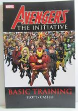 Avengers The Initiative Vol 1 Basic Training