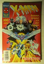 X-Men 1991 08 Inferno