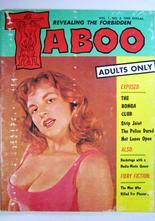 Taboo Vol 1 Nr 8 1964