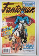 Fantomen 1992 18 med klistermärken