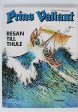Prins Valiant Semic 08 Resan till Thule