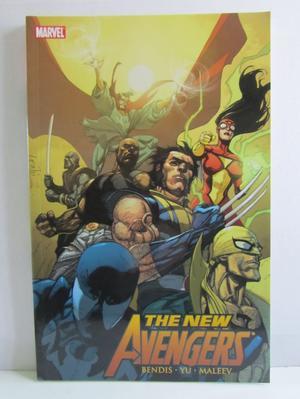New Avengers Vol 06 Revolution