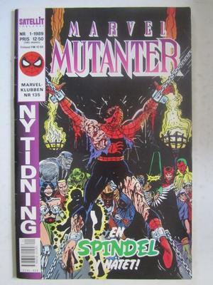 Marvel Mutanter 1989 01