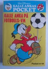 Kalle Ankas pocket 044 Kalle Anka på fotbolls-VM