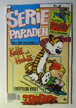 Serieparaden 1991 01