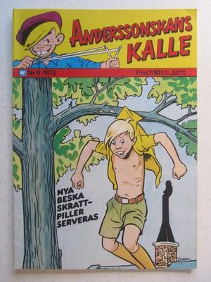 Anderssonskans Kalle 1973 09