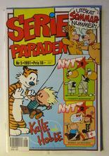 Serieparaden 1991 05