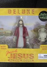 Jesus Deluxe action figure 13 cm i box